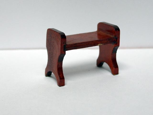 家具 ソファー・チェア類 ベンチ小 53x27x37mm