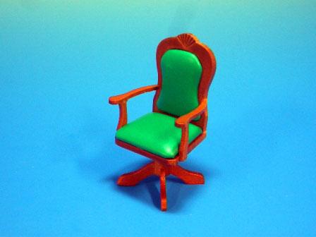 家具 ソファー・チェア類 オフィス・チェア 書斎椅子 Writing chair 55x42x95mm