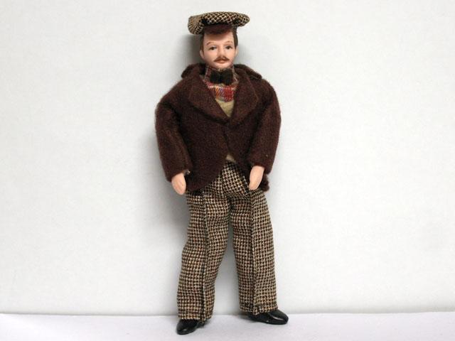 ビスクドール  ビスクドール・男性 15cm