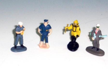 リビング小物 ナーサリー /キッズ小物 おもちゃ4点セット 体長:2cm