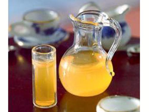 キッチン・ダイニング小物 ドリンク グラス・ジャグ&オレンジジュース 英国より直輸入  12分の1サイズの ドールハウス・アクセサリーです。
