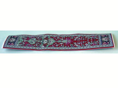 DIY建材 床  カーペット類 トルコ絨毯 英国より直輸入  12分の1サイズの ドールハウス・アクセサリーです。