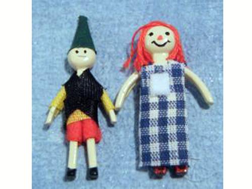 リビング小物 ナーサリー /キッズ小物 人形 英国より直輸入  12分の1サイズの ドールハウス・アクセサリーです。
