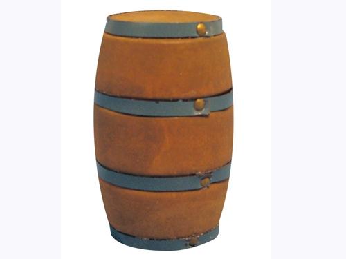 リビング小物 ショップディスプレィ小物 樽 英国より直輸入  12分の1サイズの ドールハウス・アクセサリーです。