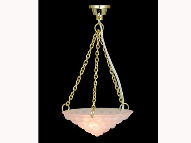 照明器具 天井(シーリング)用 照明 天井用 吊り下げ 英国より直輸入  12分の1サイズの ドールハウス用照明です。