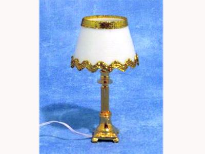 照明器具 壁・その他用 照明 テーブル・ランプ 英国より直輸入  12分の1サイズの ドールハウス用照明です。