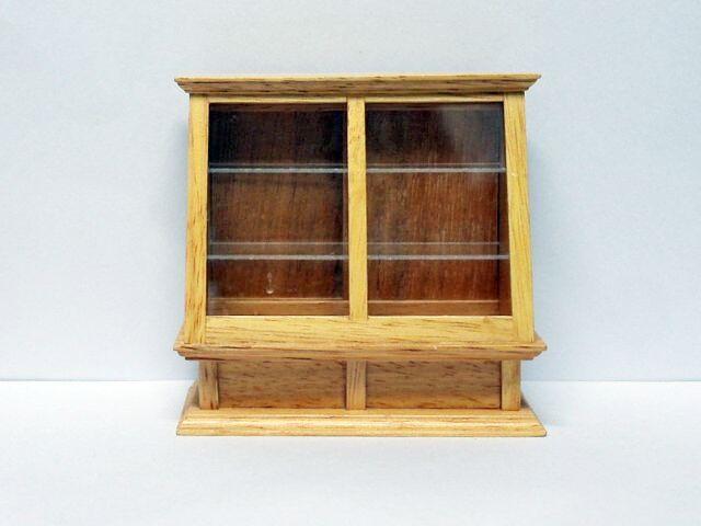 家具 ショップディスプレィ家具 ショップ・カウンター 英国より直輸入  12分の1サイズの ドールハウス家具です。