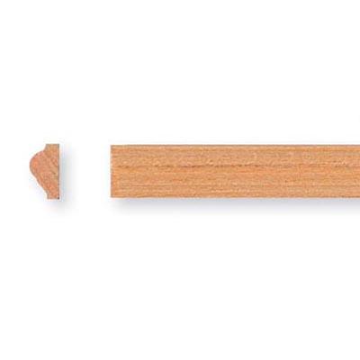 DIY建材 金具等部材 デド・レール 18インチ ( 45.72cm) チェアの背もたれの高さくらいに取り付ける腰羽目レール