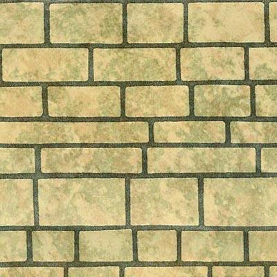 DIY建材 外壁 壁紙 壁紙 外壁石 55.88cm x 76.33cm Cotswold Stone 1/12サイズのドールハウス用壁紙です。
