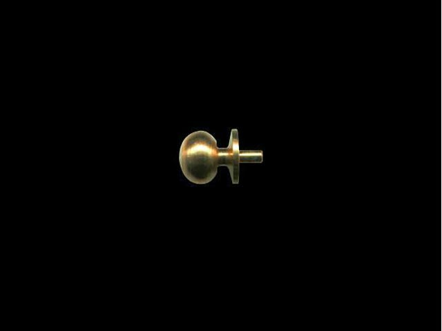 DIY建材 金具等部材 ドアノブ 真鍮 ペア(2個) 真鍮ドアノブ
