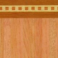 DIY建材 床 壁紙 厚紙 A3 (297 × 420 ミリ)室内床用 Berkeley Square 1/12サイズのドールハウス用厚紙です。