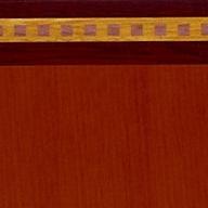 DIY建材 床 壁紙 厚紙 A3 (297 × 420 ミリ)室内床用 Westminster Square 1/12サイズのドールハウス用厚紙です。