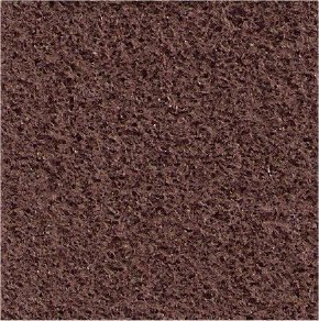 DIY建材 床  カーペット類 粘着剤付 カーペット Dark Brown 48.26cm x 33.02cm 粘着剤付室内用カーペットです