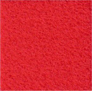 DIY建材 床  カーペット類 粘着剤付 カーペット NEW Red 48.26cm x 33.02cm 粘着剤付室内用カーペットです