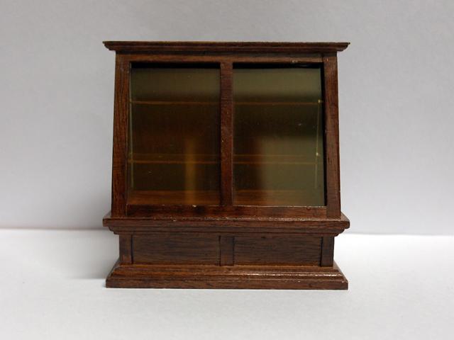家具 ショップディスプレィ家具 カウンター ショーケース 11.0x5.3x11.5cm 英国エンポリューム社製