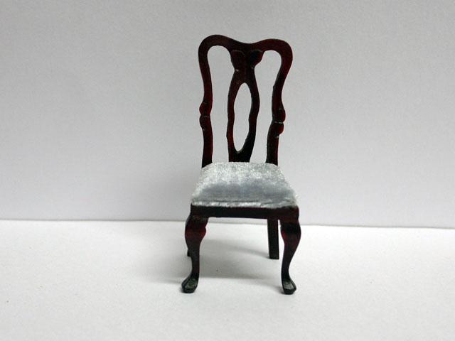 家具 ソファー・チェア類 ダイニング チェア  グレー 4.3 x 4 x 9.1