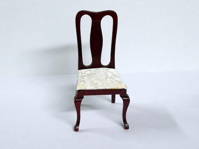 家具 ソファー・チェア類 ダイニング チェア  ホワイト 英国エンポリューム社製 高級椅子 3.5 x 4.3 x 8.5