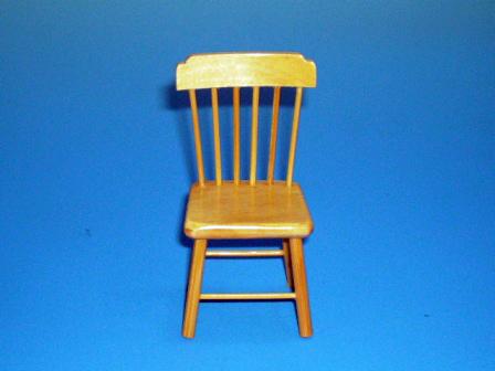 家具 ソファー・チェア類 キッチン チェア パイン 4.5 x 4 x 7.9cm