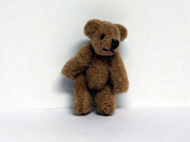 リビング小物 ナーサリー /キッズ小物 テディベア 4.5cm