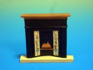画像1: 暖炉 ファイヤープレース