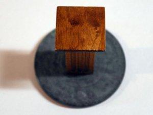 画像3: 大理石トップ・テーブル グリーン
