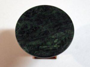 画像4: 大理石トップ・テーブル グリーン
