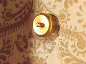 画像1: スイッチ 真鍮 1個