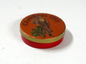 画像3: クリスマス 缶  1970's and 80's.