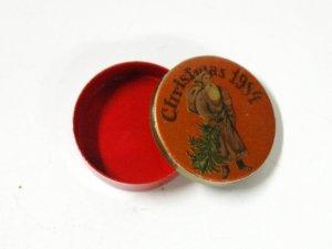 画像1: クリスマス 缶  1970's and 80's.