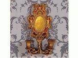 壁用スコンス(燭台のろうそく立て) 天使の装飾