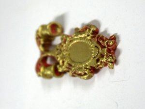 画像5: 壁用スコンス(燭台のろうそく立て) 天使の装飾