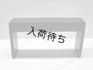 画像1: コンソール テーブル ブラック