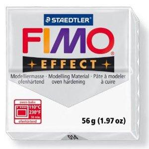 画像1: ステッドラー STAEDTLER  フィモ エフェクト 56g 半透明ホワイト