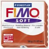 ステッドラー STAEDTLER  フィモ ソフト 56g   インレッド