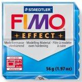 ステッドラー STAEDTLER  フィモ エフェクト 56g 半透明ブルー