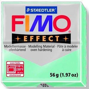 画像1: ステッドラー STAEDTLER  フィモ エフェクト 56g パステルカラー ミント