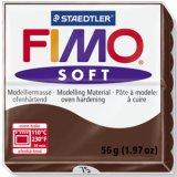 ステッドラー STAEDTLER  フィモ ソフト 56g   チョコレート