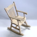 ロッキング チェア(椅子)未塗装