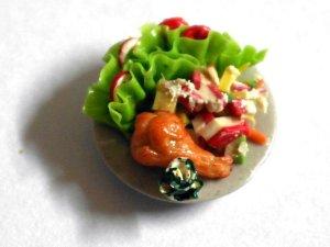 画像4: サラダ・プレート