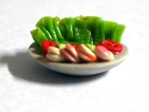 画像1: サラダ・プレート