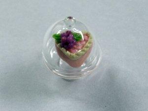 画像1: ケーキ&ガラスドーム