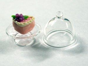 画像3: ケーキ&ガラスドーム