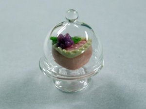 画像4: ケーキ&ガラスドーム