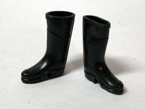 画像2: 長靴 ブラック