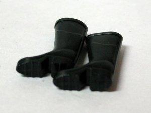 画像3: 長靴 ブラック