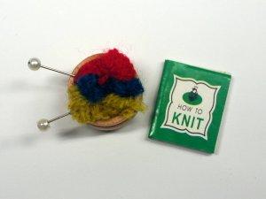 画像2: 編み物セット