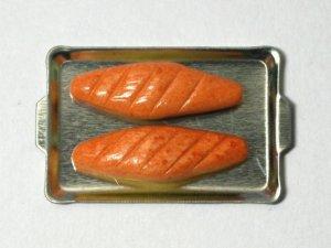 画像1: パン&トレイ
