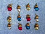 クリスマス ガラス飾り玉
