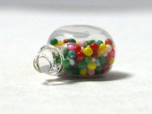 画像5: ガラス・ジャー入りキャンディ 中