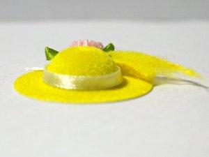 画像3: 帽子(黄色)